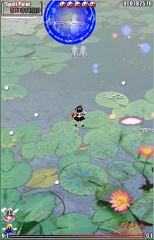 花映塚大蛤蟆之池