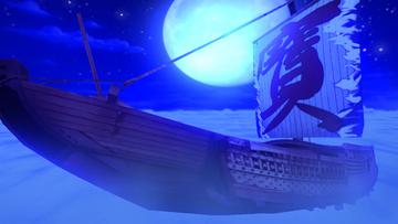 云上的宝船(深秘录场景)夜