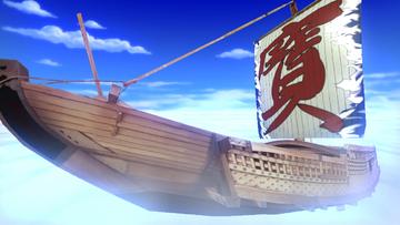 云上的宝船(深秘录场景)昼
