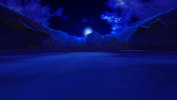 妖怪狸森林(深秘录场景)夜