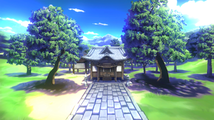 博丽神社(深秘录场景)昼