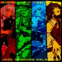SOUND HOLIC MEETS TOHO ~JAZZ ARRANGE SELECTION~