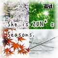 She is ZUN's Seasons