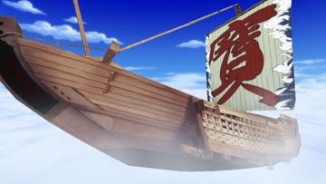 云上的宝船(心绮楼场景)
