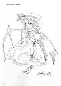 蕾米莉亚·斯卡蕾特3