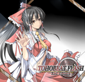 TOHOBEAT FLASH -Red & Black-