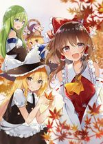 秋季例大祭第六届插画2