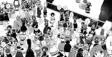 红魔馆宴会厅(儚月抄9话12)