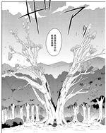 被雷劈中的水楢树(三月精S21话4)