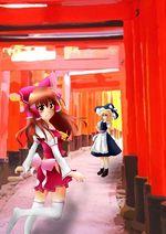 东方蓬莱祭1插画2