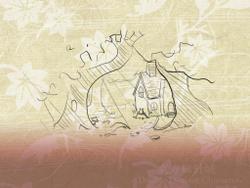 雾雨魔法店/雾雨邸(东方辉针城结局画面)