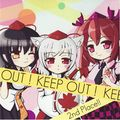 KEEP OUT ! 2nd Place!!