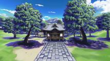 博丽神社(心绮楼场景)