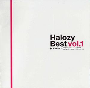 Halozy Best vol.1封面.jpg