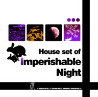 "House set of ""Imperishable Night"""