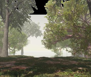 雾之湖边(非想天则场景)