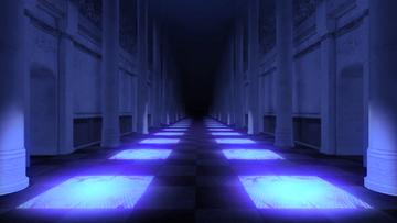 地灵殿(深秘录场景)夜