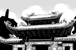 神灵庙(深秘录结局场景)