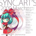 SYNC.ART'S 2009 March