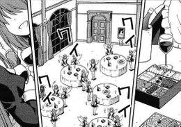 红魔馆宴会厅(三月精S15话3)