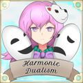 Harmonic Dualism