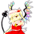 芙兰朵露·斯卡蕾特(红魔乡立绘)12b.png