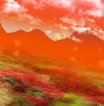 妖怪之山山麓(天空璋二面场景)