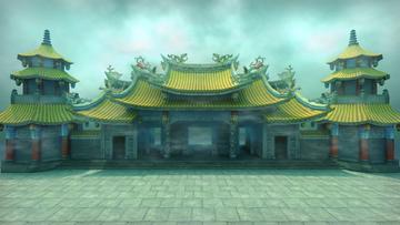 神灵庙(深秘录场景)昼