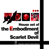 "House set of ""the Embodiment of Scarlet Devil"""